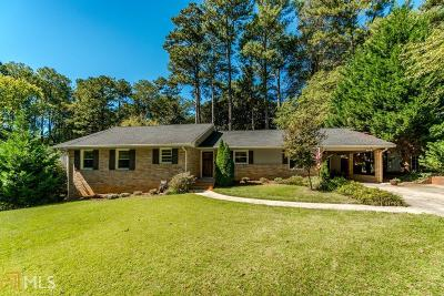 Decatur Single Family Home For Sale: 2642 Tanglewood Rd