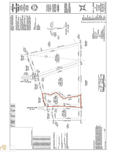 Social Circle Residential Lots & Land For Sale: 1089 Riverstone Ct