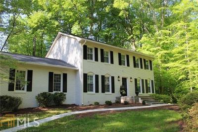 Alpharetta Single Family Home For Sale: 1335 Sherry Dr