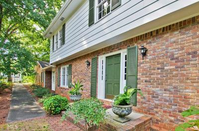 Decatur Single Family Home Under Contract: 1716 Stonecliff Ct
