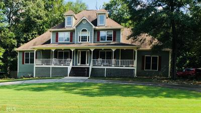 Hiram Single Family Home New: 447 Cotton Mill Dr