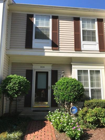 Condo/Townhouse Under Contract: 3628 Centennial Sq