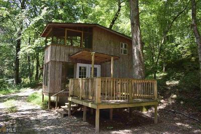 Clayton, Clarkesville, Tiger Single Family Home For Sale: 938 Joe Davis Rd