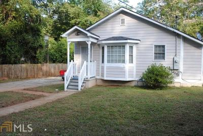 Atlanta Single Family Home For Sale: 874 Oakland Dr