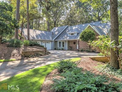 Roswell Single Family Home New: 540 S Shore Pl