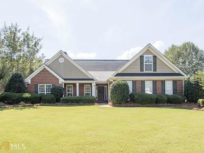 Covington Single Family Home Under Contract: 25 Bent Creek Way
