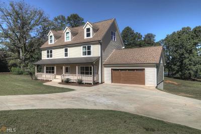 Stockbridge Single Family Home Under Contract: 70 Lewis Rd