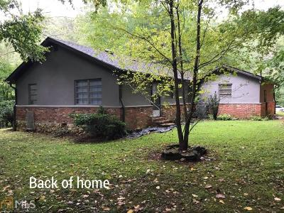 Blue Ridge Single Family Home For Sale: 1605 Maxwell Rd