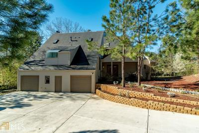 Roswell Single Family Home For Sale: 3810 Galloway Dr