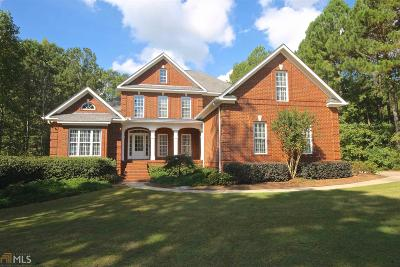 Fayetteville GA Single Family Home For Sale: $609,000