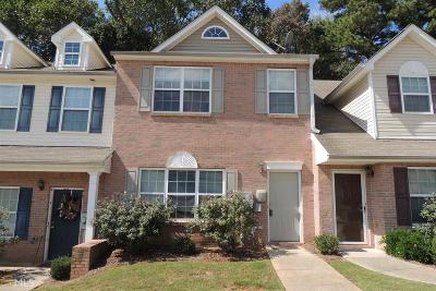 Coweta County Condo/Townhouse For Sale: 94 Chastain Cir
