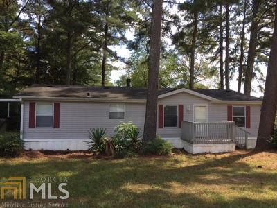 Gwinnett County Single Family Home Under Contract: 377 Stone Hill