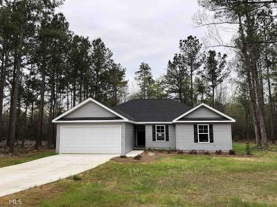 Statesboro Single Family Home For Sale: 712 Bay Tree Ln #Lot 28