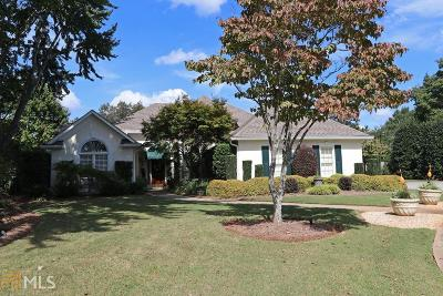 Roswell Single Family Home Under Contract: 430 Tramore Ct