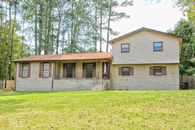 Carrollton Single Family Home Under Contract: 95 Plantation Ave