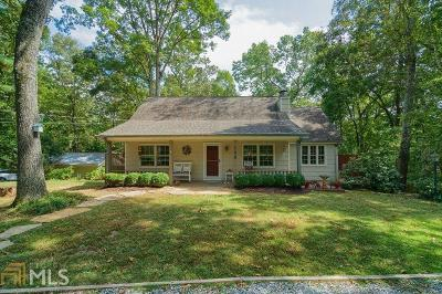 Roswell Single Family Home New: 168 W Lake Dr
