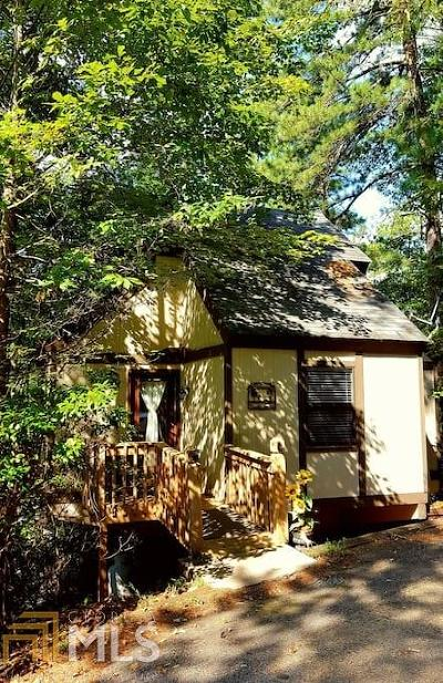Helen GA Single Family Home For Sale: $147,400