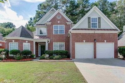 Lilburn Single Family Home Under Contract: 772 Minor Oaks Run
