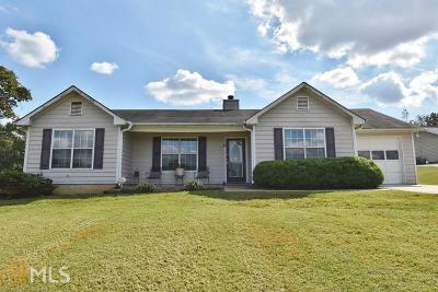 Statham GA Single Family Home Under Contract: $125,000