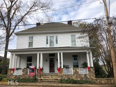 Newnan Single Family Home For Sale: 26 College St