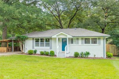 Decatur Single Family Home New: 2489 Hunting Valley Dr
