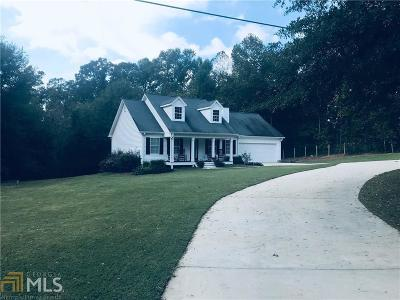 Banks County Single Family Home Contingent With Kickout: 175 Scales Creek Rd