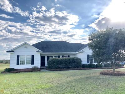 Statesboro Single Family Home For Sale: 406 Old Kennedy Ln