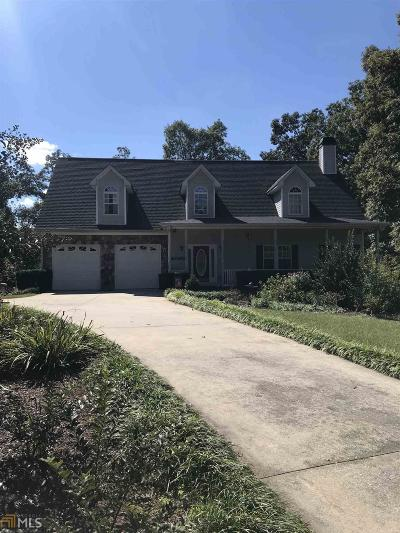 Cleveland Single Family Home New: 160 Three Sisters Dr
