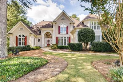 Roswell Single Family Home Under Contract: 8815 Torrington Dr