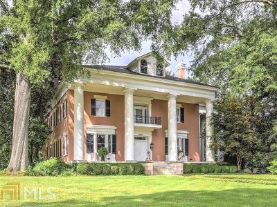 Historic Marietta Single Family Home For Sale: 303 NW Kennesaw Ave