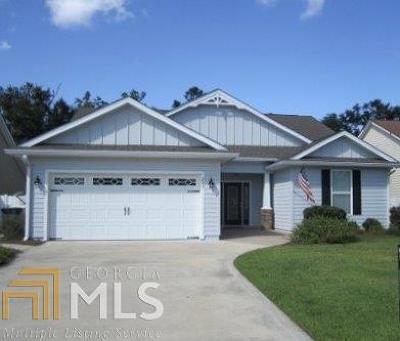 Single Family Home Under Contract: 229 Waters Edge Dr