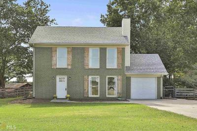 Senoia Single Family Home Under Contract: 8899 Highway 16