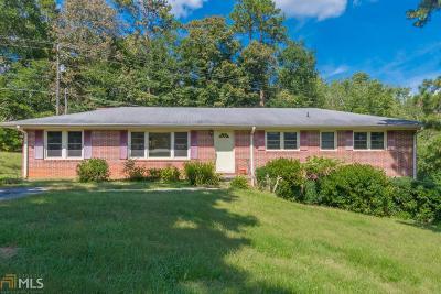 Cornelia Single Family Home New: 3815 Level Grove Rd