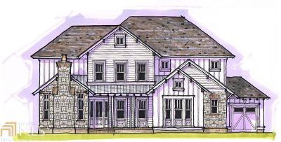 Milton Single Family Home New: 12550 Hopewell Rd