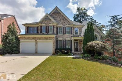 Mableton Single Family Home Under Contract: 5418 Highland Preserve Dr