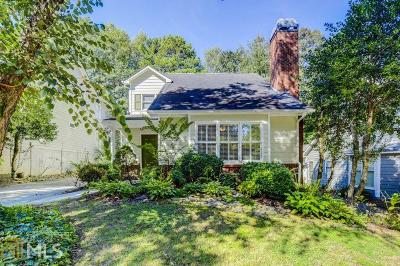 Avondale Estates Single Family Home Under Contract: 310 Somerlane Pl