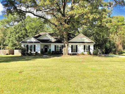 Statesboro Single Family Home For Sale: 5010 Addison