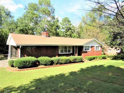 Cobb County Single Family Home Under Contract: 1610 Jacqueline Cir
