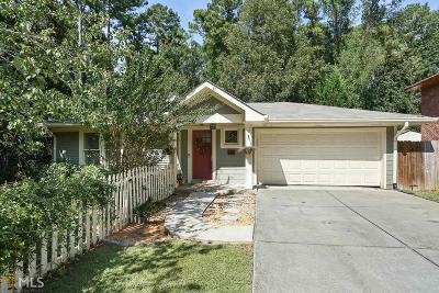 Decatur Single Family Home New: 3172 Bobbie Ln