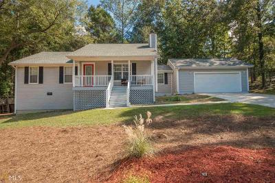 Senoia Single Family Home Under Contract: 270 Loneoak Dr