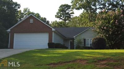 Monroe Single Family Home New: 2340 Amber Hills Way