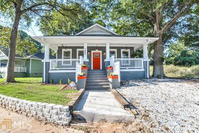 Sylvan Hills Single Family Home For Sale: 1491 SW Langston Ave