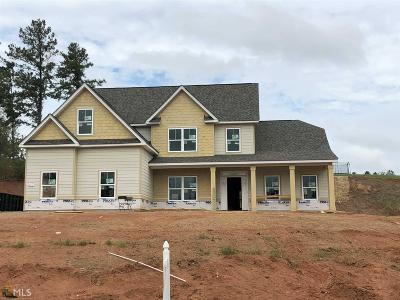 Newnan Single Family Home For Sale: Sparrow Ct #Lot 180
