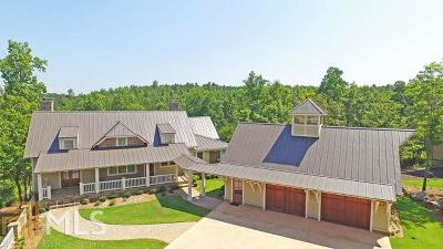 Toccoa Single Family Home For Sale: 1334 Currahee Club Dr #7