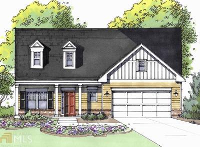 Covington Single Family Home New: 85 Highwood Dr