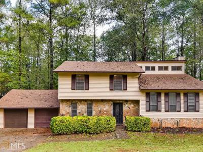 Ellenwood Single Family Home Under Contract: 3916 Chimney Ridge Ct