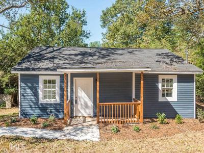 Covington Single Family Home Under Contract: 3104 Emory St