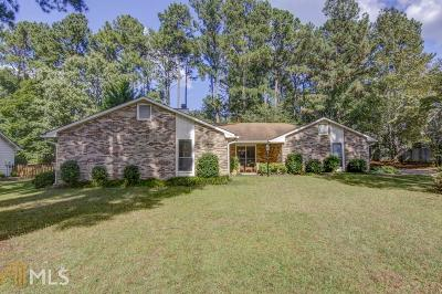 Peachtree City Single Family Home Under Contract: 202 Hedgewood Ct