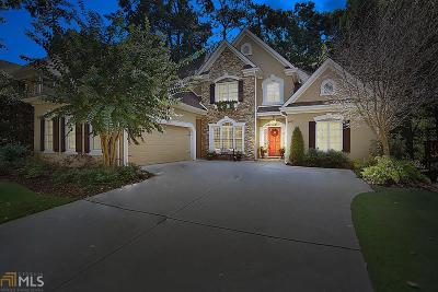 Roswell Single Family Home New: 8410 Edwardton Dr