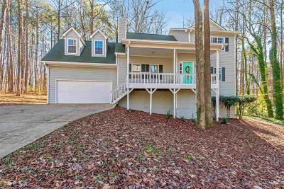 Hiram Single Family Home New: 156 Davis